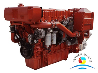 YC6K Series 1500 RPM Marine Diesel Engine for Vessels