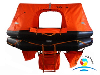 HSR-YJ Type 10 Man Throw Overboard Inflatable Life Raft