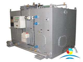 SWCB Type Marine Sewage Treatment Plant Compact Design