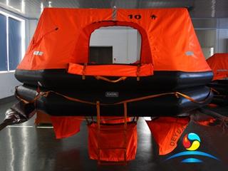 Fishing Boat Inflatable Liferaft