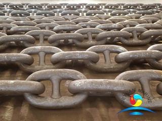 High Quality Grade U1 Stud Link Flash Welding Marine Anchor Chain