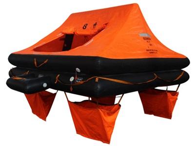 Life Raft For Fishing Boat