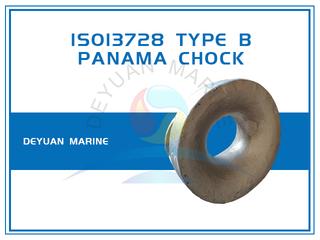 ISO13728 Panama Chock Bulwark Mounted Type B for Ships