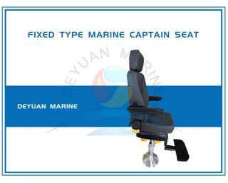 Marine Captain Driving Seat