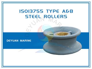 Steel Casting ISO13755 Steel Roller