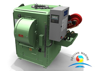 Solid Waste Incinerator for marine industry
