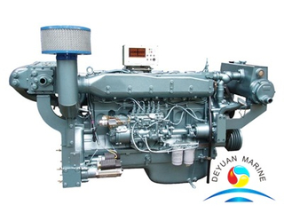 WD615C.46C Original Steyr Marine Engine With 6 Cylinder For Ship