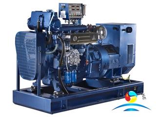 40KW Marine DEUTZ Generator Set with Siemens Alternator