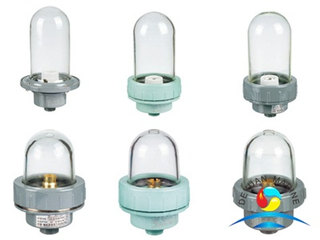 CXH5 Series Marine Aluminium Or Plastic Head Light For Boat