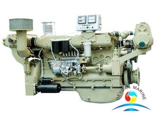 WD615C.67C 110KW~220KW STEYR Marine Diesel Engine
