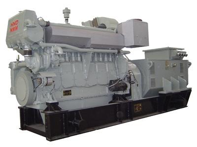 MWM Marine Generator