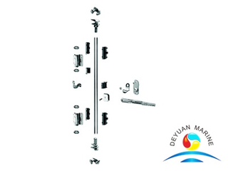 HH-F/K Type Door Locking System For Dry Cargo Steel Container