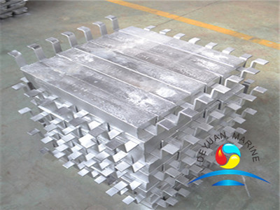 Aluminum Anodes for Ballast Water Tank