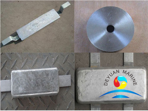 Marine Aluminum Anodes for Hull