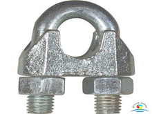 Galv Malleable Wire Rope Clips Type A