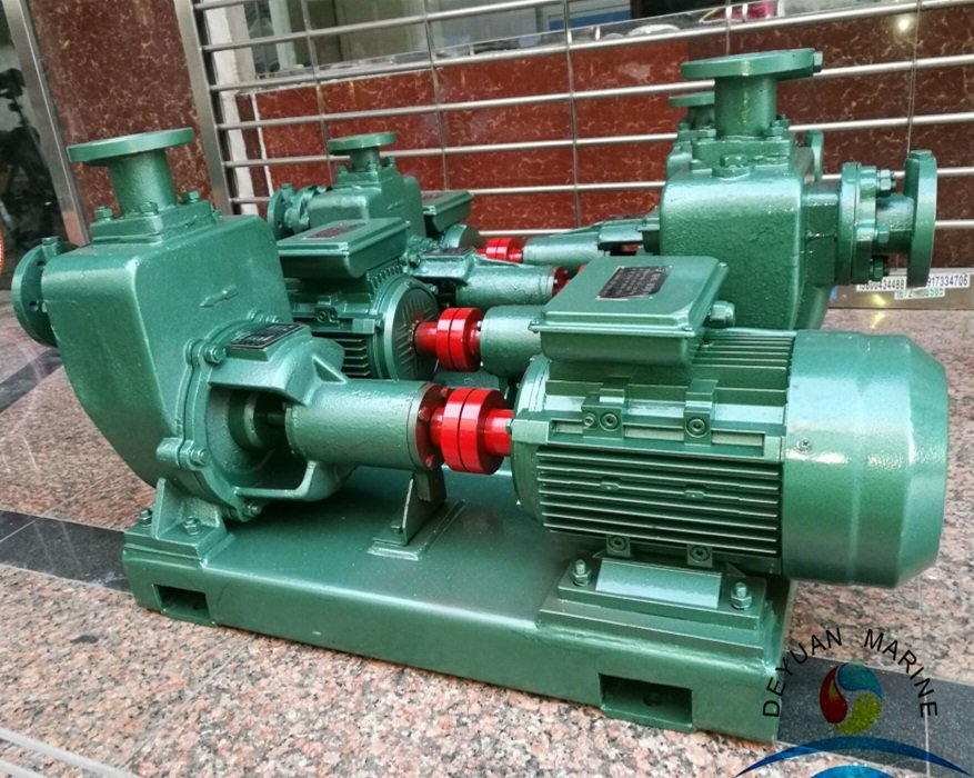 How To Install, Operate And Maintenence Self-Priming Centrifugal CWZ Series Pump