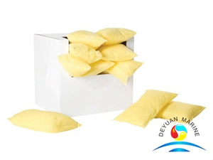 100% PP Yellow Absorbent Pillows