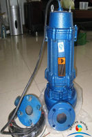 WQ(QW) Series Submersible Pump From China Deyuan Marine