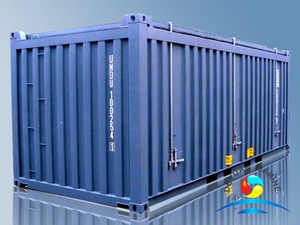 20' Hard Open Top Container