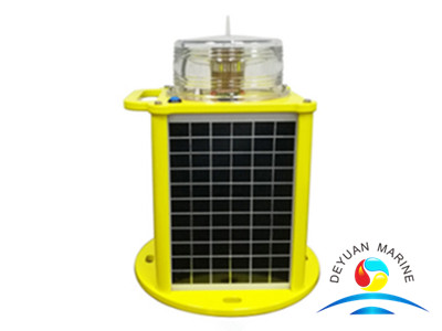 3-6NM+ LED Solar Energy Navigation Light for Boats