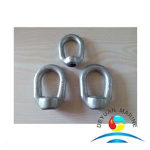 G400 Forged Carbon Steel Hot Dip Galvanized Eye Nuts