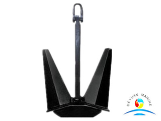 Marine Mooring Casting Steel N Type Pool Anchor For Ship