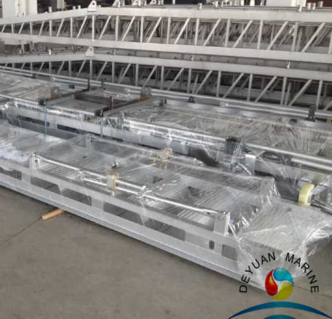 Marine Ship Aluminium Alloy Gangway Ladder For Sale From