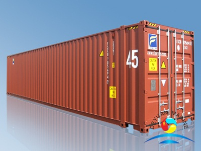 45ft ISO Dry Cargo Container