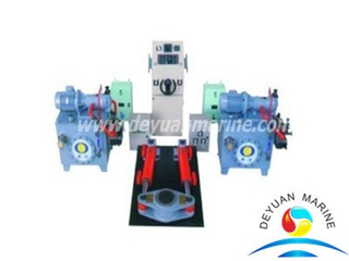 Ship Marine Swing Cylinder Type Hydraulic Driving Steering Gear