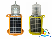 3-6NM LED Solar Navigation Light Fixtures for Boats