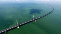 Hong Kong-Zhuhai-Macao Bridge officially Opened