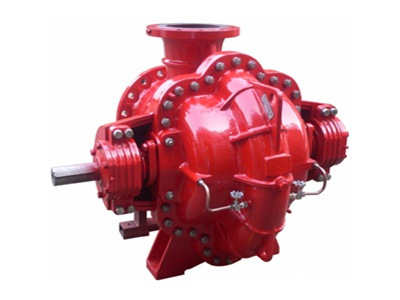 External Fire Pump
