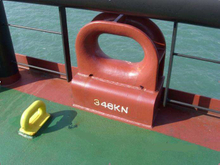 Panama Marine Chock CB34-76 A Type Deck Mountable Chocks With Long Lifetime