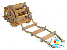 Marine Embarkation Rope Ladder of SOLAS1974,standard ISO/R799-1968