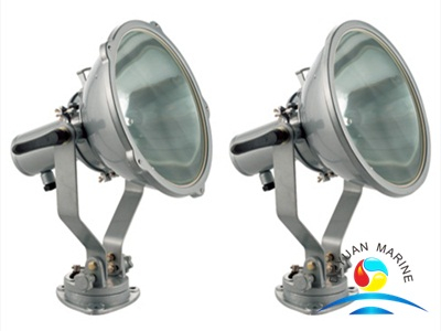 High Effeciency Marine 450W Waterproof Spot Light TG7 Light Fixtures