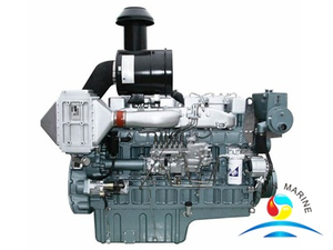 Yuchai YC6T Series Marine Diesel Engine With CCS Certificate