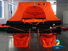 HSR-Y Type 6 Man Throw-overboard Inflatable Liferaft