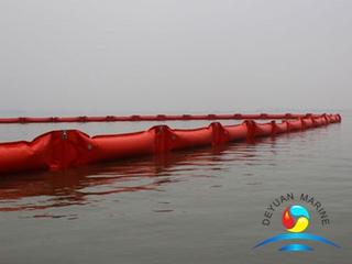 Permanent Floating PVC Oil Containment Boom
