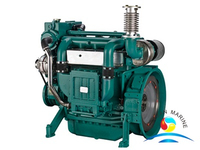 WP4 Weichai Power and Deutz Marine Diesel Electric Generator