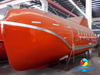 SOLAS Approved Marine Totally Enclosed Fire Protected Free Fall Lifeboat