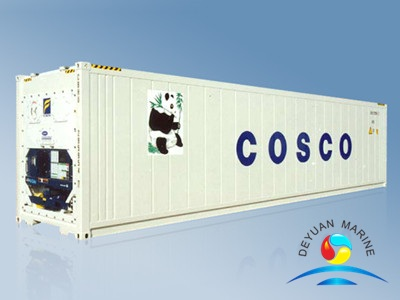 40ft Standard Reefer Container