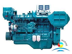 YC6J Series Yuchai Naturally Aspirated Marine Diesel Engine