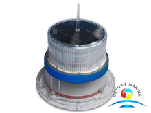 Blue Solar Marine Navigation Light