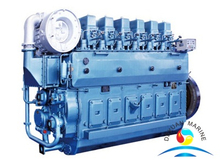 CCS Approved CW250 Series Marine Diesel Engine With Medium-speed
