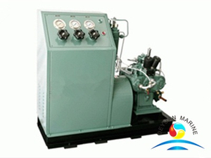 Marine High Pressure Air Compressors