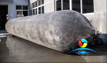 9Layers Rubber Marine Launching Airbags For Vessel