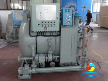 Ship Biological Marine Sewage Treatment Plant