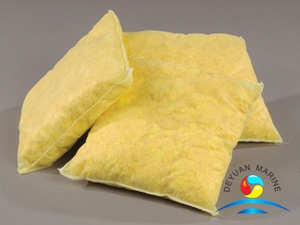 Yellow HazChem Pillows