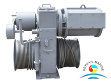 50KN Marine Electric Winch For Life Boat And Rescue Boat