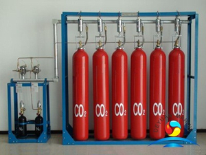 Carbon Dioxide Fire Extinguishing System